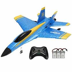 Techway Rc Plane 2 Channel Remote Control Airplane Ready to Fly Rc Planes for... $77.68
