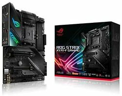 Asus ROG Strix X570 F Gaming ATX Motherboard with PCIe 4.0 Aura Sync RGB New $308.20