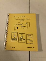 Commercial Systems Divisions Presents Favorite Recipes Family day Sept. 151990