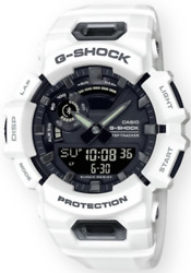Casio G Shock POWER TRAINER Step Tracker Bluetooth Connected Watch GBA900 7A $129.50
