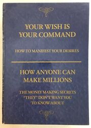 Global Information Network Your Wish is Your Command 14 CD Set How make millions $15.44