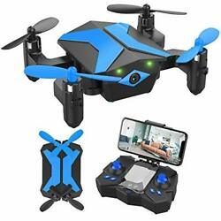 Drone with Camera Drones for Kids Beginners RC Quadcopter with App FPV Video ... $45.99