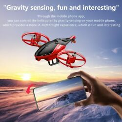 NEW M3 RC Helicopter 2.4G 3D Aerobatics Altitude Hold HD Wide angle Camera drone $35.00