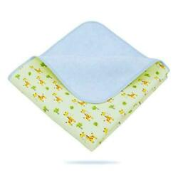 Elf Star Cotton Bamboo Fiber Breathable Waterproof Underpads Elephant Size $9.99