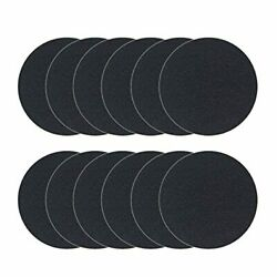 12 Pack Charcoal Filters for Kitchen Compost Bin Pail Replacement Filter Counter $25.91