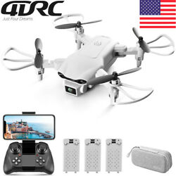 Drone WiFi FPV RC Drones 4K HD Camera Foldable Quadcopter Gesture Gifts NEW $43.26