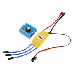 RC Quadcopter ESC XXD 30A with RC Servo Tester for RC Drone Parts Accessories $12.83