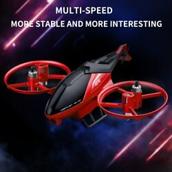 Wifi RC Drone HD 4K Camera Foldable RC Quadcopter 3 Battery Toy for Kids $36.00