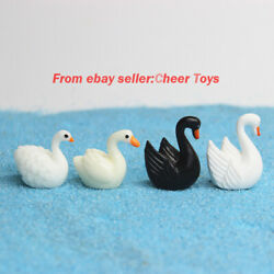 1pcs Black and White Small Swan Toys Chinese style Model toy New 2021 $1.99
