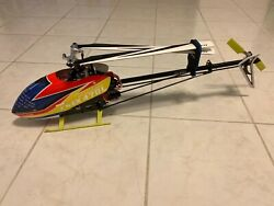 Align Trex 470LM Metal Version Blade Helicopter.NO Flybarless controller $325.00