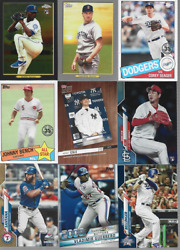 2020 TOPPS SERIES 1 2 UPDATE INSERT PARALLEL RC SINGLES***YOU PICK*** $1.10