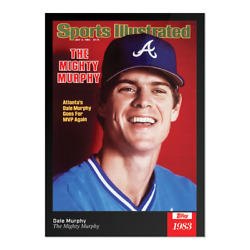 2021 Topps x Sports Illustrated Dale Murphy Card #50 $6.95