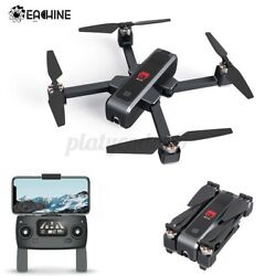 Eachine EX3 GPS 5G WiFi FPV with 2K Camera OLED Foldable RC Drone Quadcopter RTF $229.99