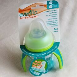 Even Flo evenflo soft flo trainer sippy cup New 5 oz $15.00