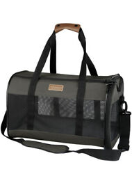 Akinerri Airline Approved Pet CarriersCollapsible Soft Sided Pet Travel Carrier $20.00