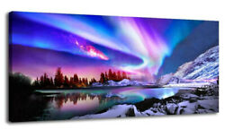Canvas Lanscape Wall Art for Bedroom – For Your Room Decorations 20inx40in $39.20