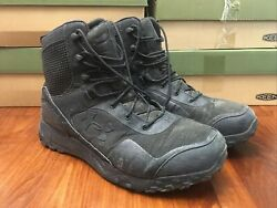 UNDER ARMOUR MENS 13m BOOT STELLAR MILITARY TACTICAL BLACK $25.00