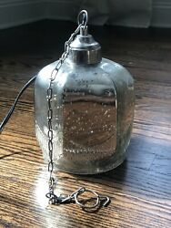 antique lamps vintage Metallic Reflective shabby chic $23.00