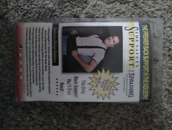 premier Back Support from Spalding size small 28quot; 32quot; $26.00