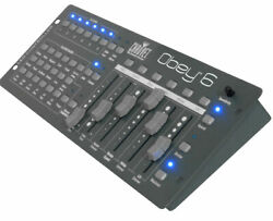 CHAUVET DJ Obey 6 Universal compact DMX 512 controller ideal for LED fixtures