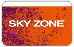 Sky Zone $40 Gift Certificate Email Read Description $35.00