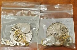 Lot of Vintage Parts for Waltham PS Bartlett Model 1883 Pocket Watches $29.95