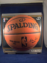 Spalding NBA Official Game Ball Discontinued $249.99