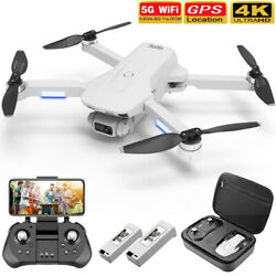 4DRC F8 GPS Drones with 4K HD Camera for Adults WiFi FPV Live Video $168.62