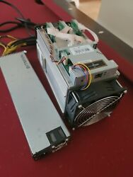 bitmain antminer s7 with Power Supply $1000.00