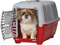 Spree Travel Carrier Hard Sided Pet Carriers Ideal for Extra Small Dogs Cats $35.72