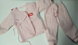 Small Dog Pink Sweat Suit $6.90