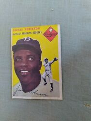 1953 topps jackie robinson Older Rp $50.00