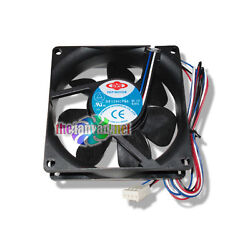 80mm x 25mm 4 pin PWM fan Replacement 4 wire Case or CPU Fan! $12.09