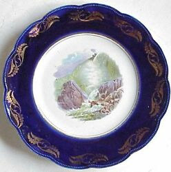 Antique Niagara Falls Cave of the Winds Plate. NICE $18.89