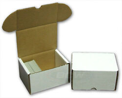 330 Count Cardboard Card Storage Box Holds 240 Standard or 400 Gaming Cards $1.89