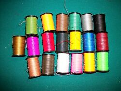 BCY .014 Halo Bow String Serving Archery Bowstring Material Color Choice