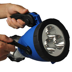 Outdoor Emergency Hand Crank LED Lantern Light Camping Light w Car Charger USA $20.90