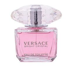 Versace Bright Crystal by Versace EDT Perfume for Women 3.0 oz Tester with Cap $36.04