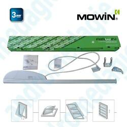 AIRWIN 650N 230V STROKE=750MM Rack for Shed Top-Hung Windows Skylights Domes