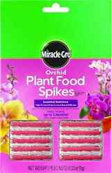 Miracle Gro 100366 Orchid Plant Food Fertilizer Spikes $6.25