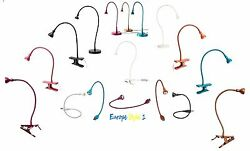 IKEA JANSJO LED USB LAMP WORK LAMP amp; CLAMP SPOTlIGHT IN A VARIETY OF COLOURS $29.99