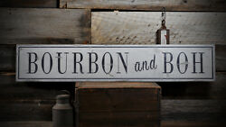Custom Beach House Name Sign - Rustic Hand Made Distressed Wooden ENS1000741