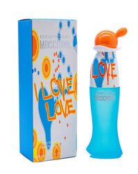 I Love Love by Moschino Perfume for Women edt 1.7 oz New In Box $22.26