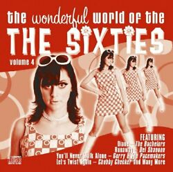 Various Artists : Wonderful World of the Sixties The: Vol. 4 CD (2007)