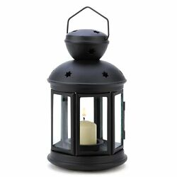 Gifts & Decor Black Colonial Style Candle Holder from Gifts&Decor14123 Brand New