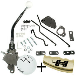 HURST 4 Speed Shifter Kit 1970 1971 1972 Camaro Firebird Factory Muncie M20 M21
