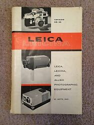 leica leicina allied photographic