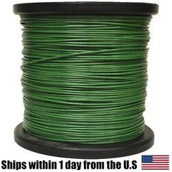 5lb .095 Round Green Round Commercial String Trimmer Line Spool