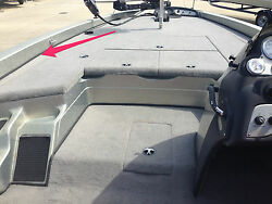 *TritonRangerNitroStratos*Bass Boat Replacement Carpet Edging Trim 12