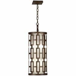 Fine Art Lamps River Oaks 4-Light Outdoor Pendant